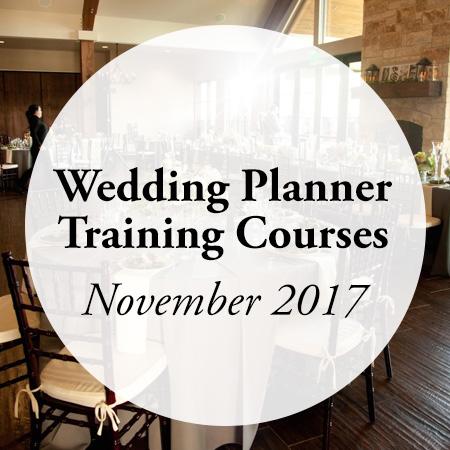 Wedding Planner Training Courses