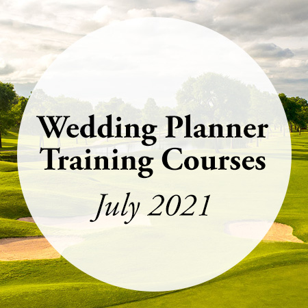 Wedding Planner Training Courses - July 2021
